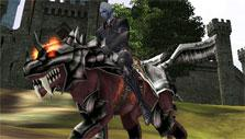 Cool wolf mount