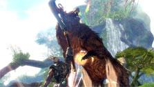 Blade and Soul: Destroyer gameplay