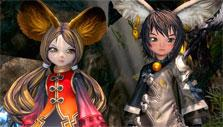 The adorable Lyns in Blade and Soul