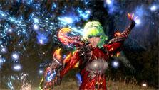Force master in action in Blade and Soul