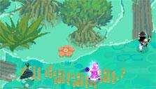 Explore beautiful and diverse landscape in Moon Hunters