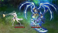 Defeating Thanatos in Dragon Blood