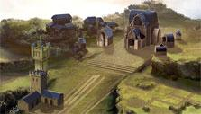 Might & Magic Heroes Online: Your budding town