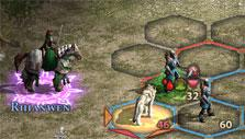 Might & Magic Heroes Online: Unit rooted
