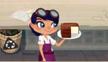 Bakery Blitz: serving orders