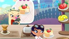 Bakery Blitz: decorating a cake