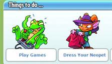 things to do in Neopets