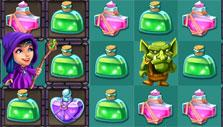 Hocus Puzzle: Goblin and enchanted stones