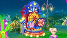 wheel of fortune in Magic Seasons: Fair of Wonders