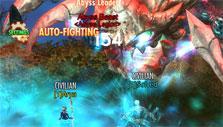 Fight against the Abyssal Beast in Eternal Chaos