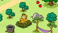 flower dive in Garfield: Survival of the Fattest