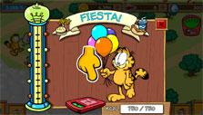 Fiesta earns lasagna in Garfield: Survival of the Fattest