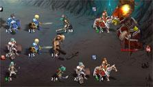 fighting in the Arena in Kings and Legends
