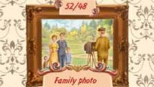 Solitaire Victorian Picnic: Level selection
