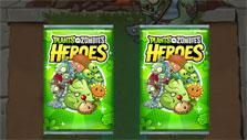 PvZ Heroes: Free card packs from quests