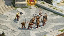 Ready for war in Vikings: War of Clans