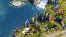 Your city in Vikings: War of Clans