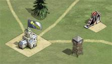 War Conflict: Home base