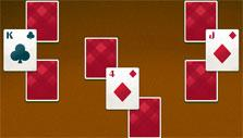 Tripeaks Solitaire: Timed mode