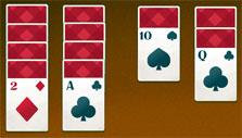 Moves-based game mode in Tripeaks Solitaire