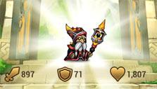 Seven Guardians: Summoned a new hero from the Shrine