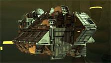 My ship, the