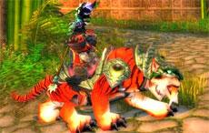 Coolest Land Mount in WoW - Survey Option 2
