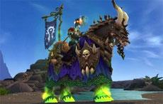 Coolest Land Mount in WoW - Survey Option 3