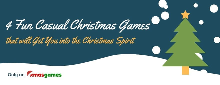 4 Casual Christmas Games that will Get You into the Christmas Spirit large