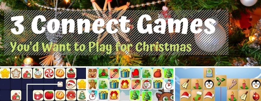 3 Connect Games You'd Want to Play for Christmas large