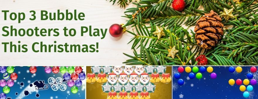 Top 3 Bubble Shooters to Play This Christmas large