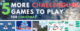 5 More Challenging Games to Play for Christmas thumb