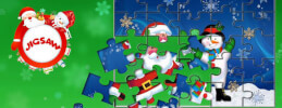 5 Best Christmas-themed Jigsaw Puzzle Games on Xmasgames.co thumb