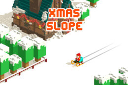 Xmas Slope thumb