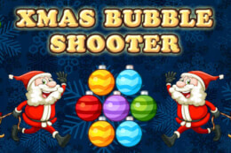Xmas Bubble Shooter thumb