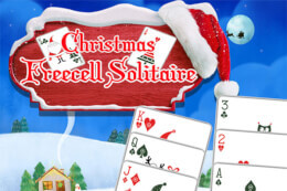 Christmas Freecell Solitaire thumb
