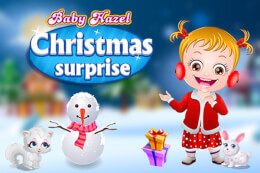 Baby Hazel Christmas Surprise thumb